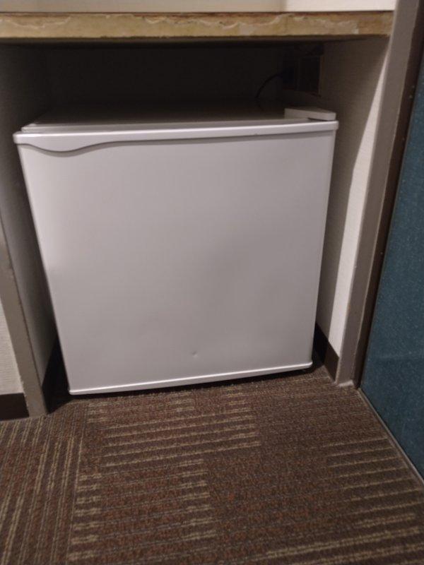 サンライフホテル2・3<博多>の部屋を写真で紹介(冷蔵庫)